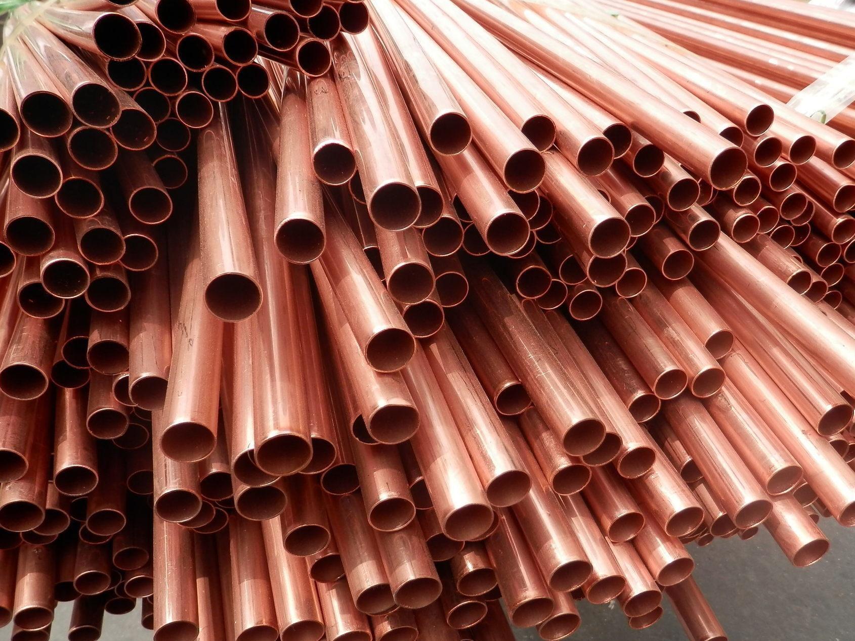 漳州紫铜管