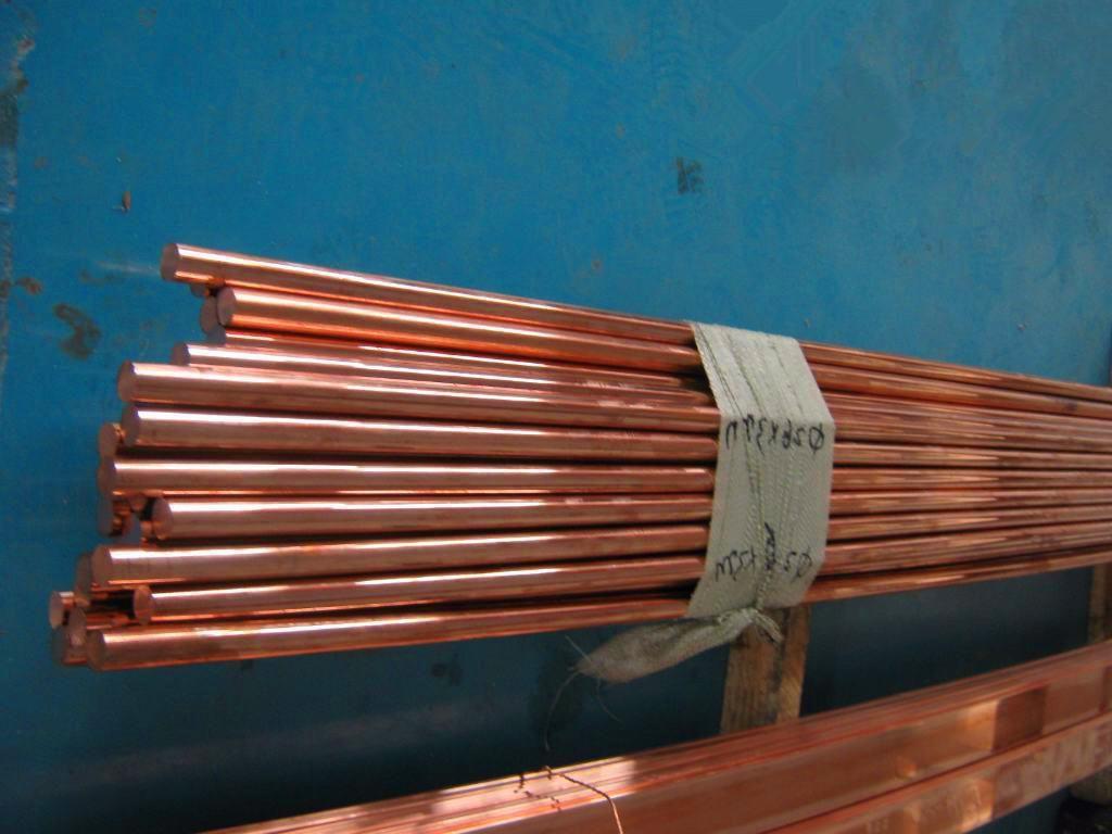兴山紫铜棒