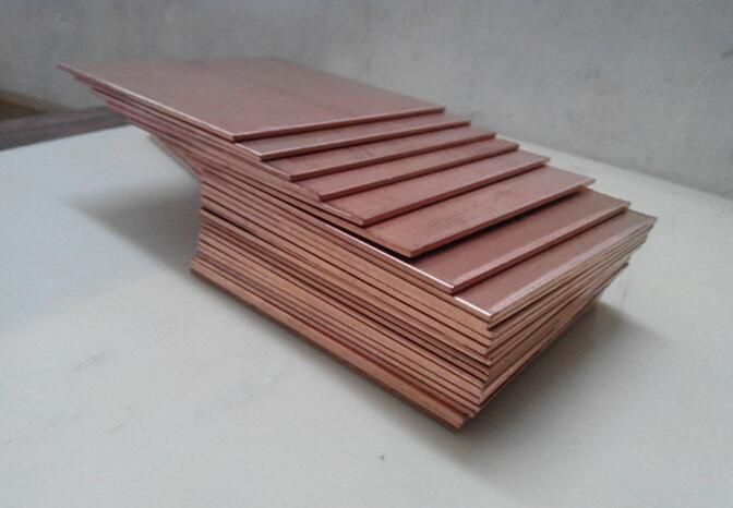 兴山紫铜板