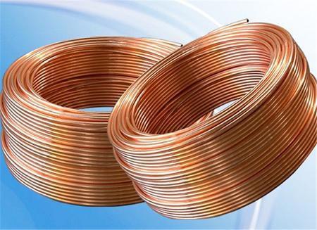 隆阳紫铜盘管