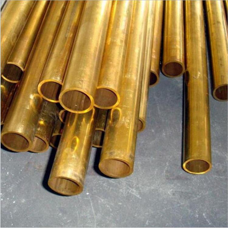 济南铝黄铜管